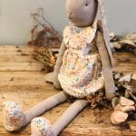 "Maileg ""Bunny Size 4 Flower Suit"""