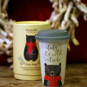"""Taza Termo """"Baby It´s Cold Outside"""""""